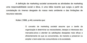 marketing societal