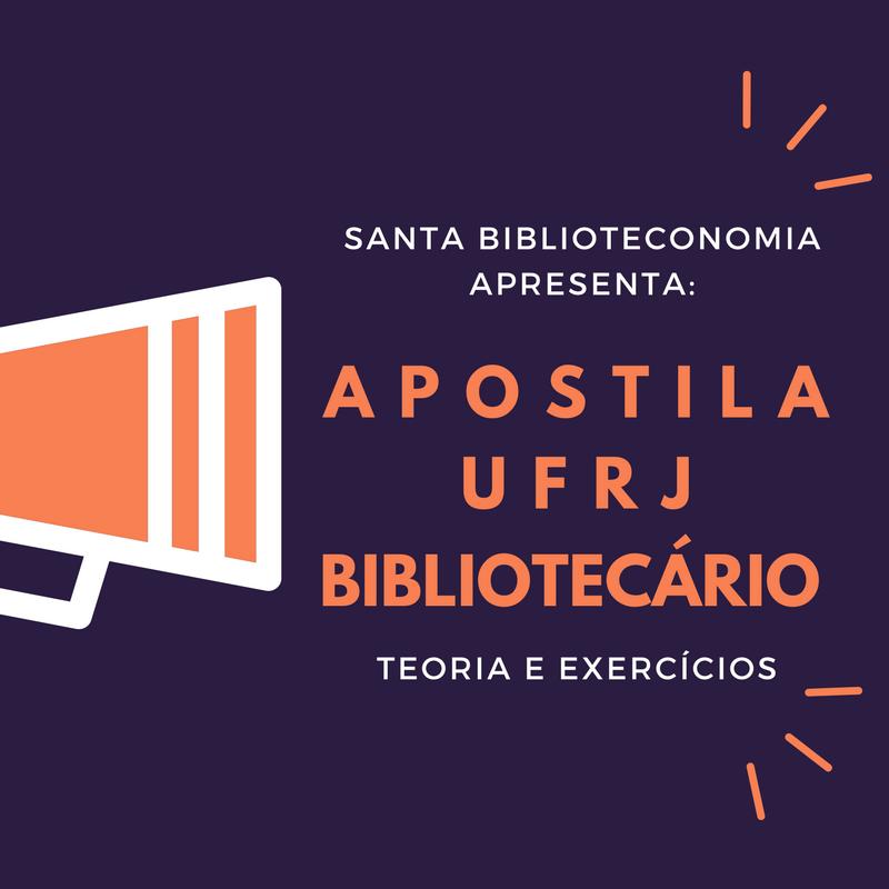 apostila de biblioteconomia